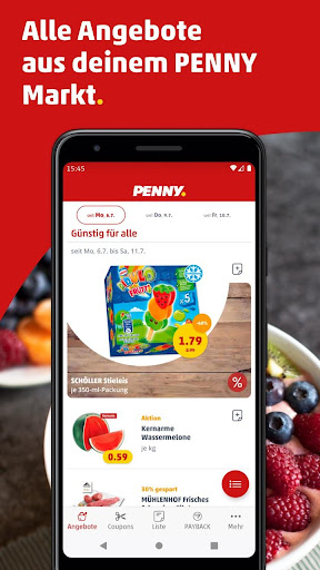 PENNY Angebote, Coupons & Einkaufsliste 1.7.8-5238 screenshots 1