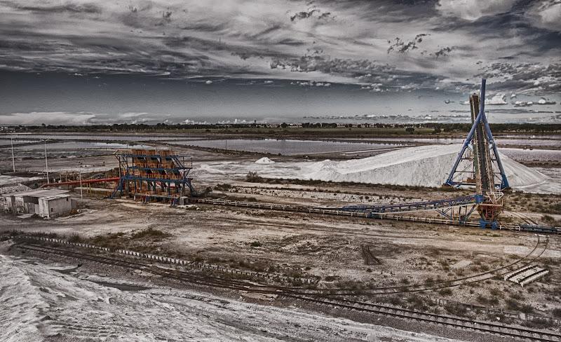 L'industria di estrazione del sale di NickAdami