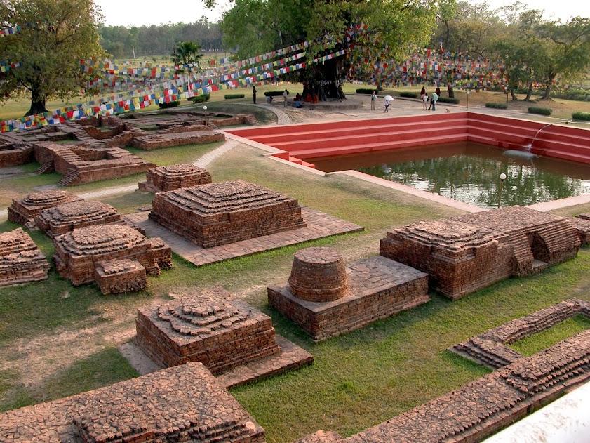 Huyền bí Lumbini nơi Đức Phật đản sinh