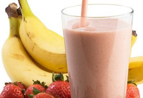 Berry Banana Bran Smoothie Recipe