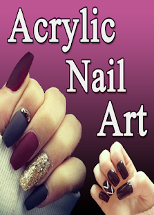 Acrylic Nail Art Step Video Nails Design Tutorial Apps On Google Play