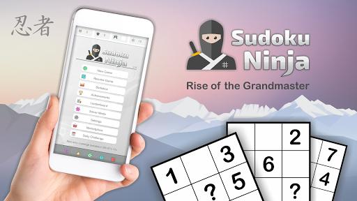Sudoku Ninja u2013 For Sudoku Grandmasters 3.4.64 screenshots 9
