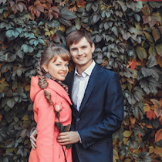 Wedding photographer Vitaliy Sorokin (vital40in). Photo of 24.10.2013
