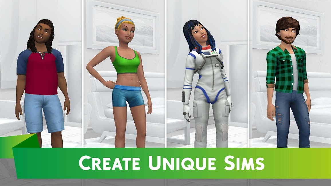 Sims Mobile GiftCode Unlimited Money 27.0.0.117083 2