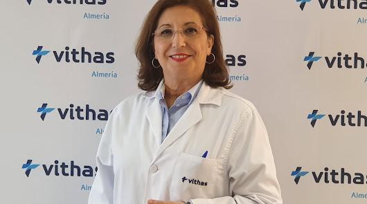 Pilar Espejo, nueva directora-gerente de Vithas Almería