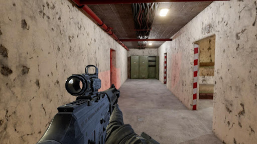 American Jail Break - Block Strike Survival Games apkpoly screenshots 4