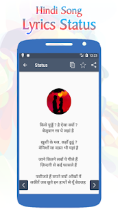 Tải Game Hindi Song Lyrics Status