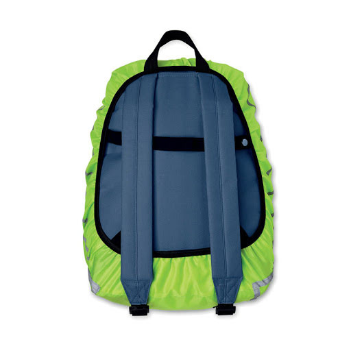 Reflective Safety Backpack Cover