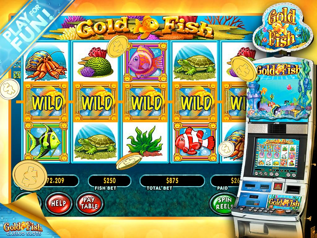 Gold fish free slots casino android apps on google play for Fish casino slot