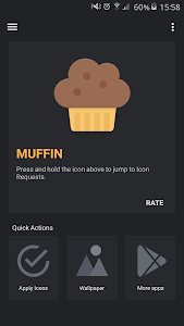 Muffin Icon Pack v1.3.0