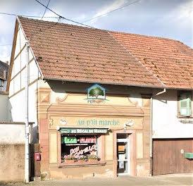 locaux professionels à Obermodern-Zutzendorf (67)