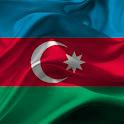 Flag of Azerbaijan icon