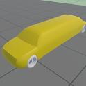 Limousine Colorful Vehicle Simulation icon