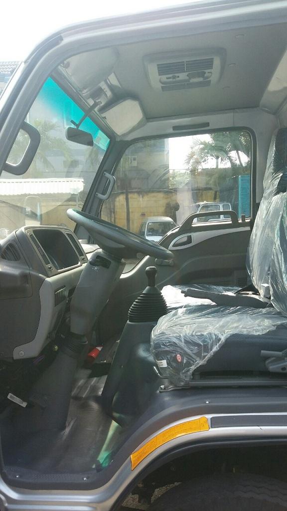 nội thất xe tải JAC 1 t49