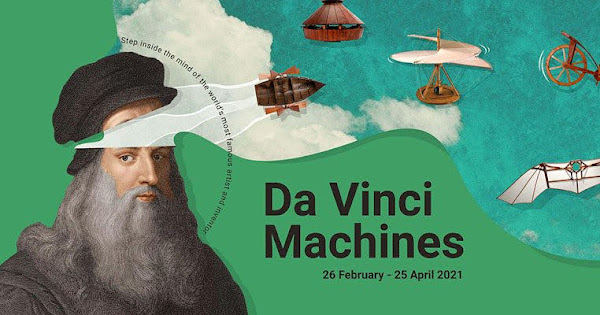 The exhibition that would bring to life and display over 60 machines and artworks on the 26th of February until Sunday, 25th of April, 2021