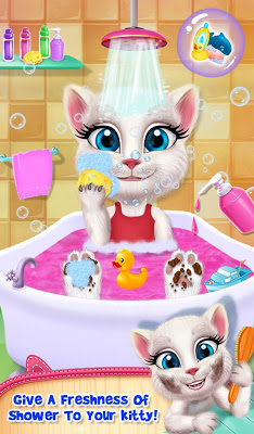 My Sweet Little Kitty Care - screenshot