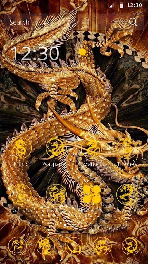 Golden Dragon App
