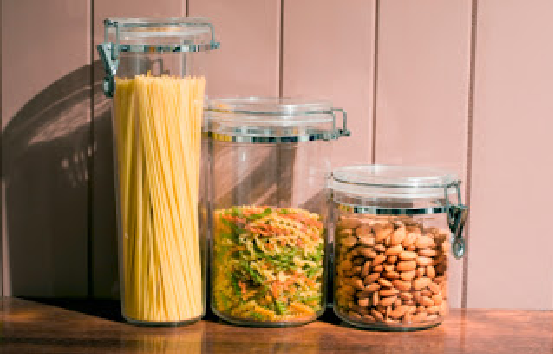 5 Inexpensive Ways To Store Your Food