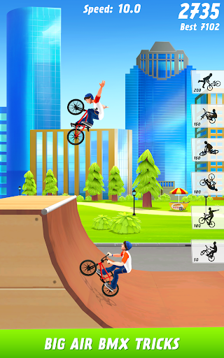 Max Air BMX 1.2.8 screenshots 11