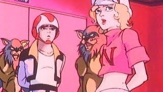 第9話「猫魔団闇に踊る」