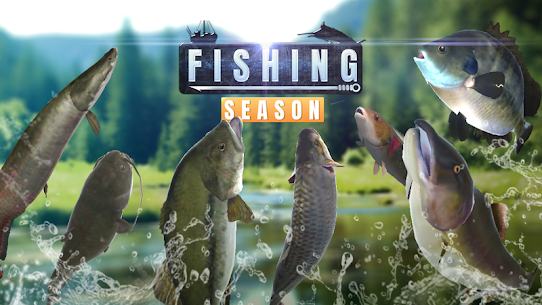 Fishing Season : River To Ocean Mod Apk Download For Android 1