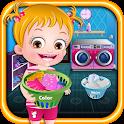 Baby Hazel Laundry Time icon