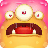 Monsters Puzzle Kids Games