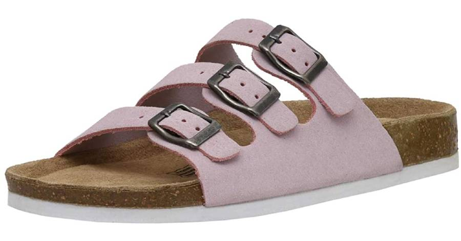 6 Best Comfortable Sandals That Are Cheaper Than Birkenstocks From Amazon