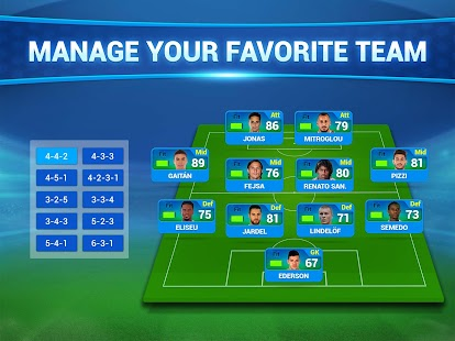 Online Soccer Manager (OSM) Screenshot 13