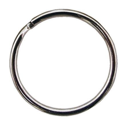 Nyckelringar 12-50 mm