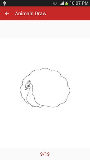 Drawing Animals screenshot 5