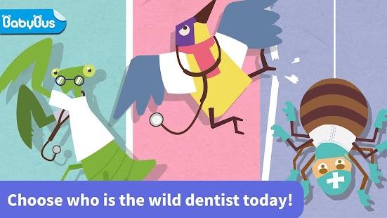 Baby Panda Dentist - Kids' Hospital Ekran Görüntüsü