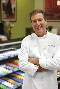 Master chocolatier chef Norman Love.