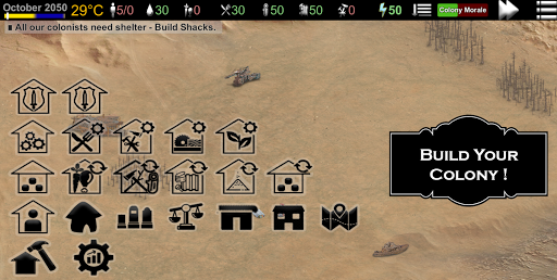 Code Triche TERRA NOVA : Strategy of Survival APK MOD screenshots 3