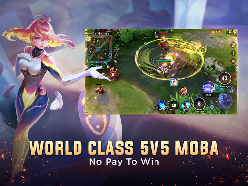 Garena AOV - Arena of Valor: Action MOBA apkpoly screenshots 22