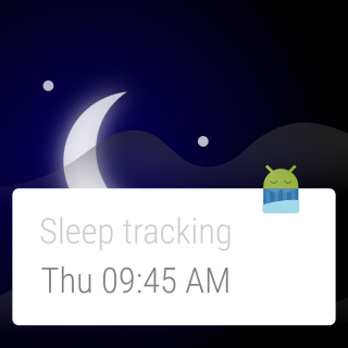 Sleep as Android – zrzut ekranu