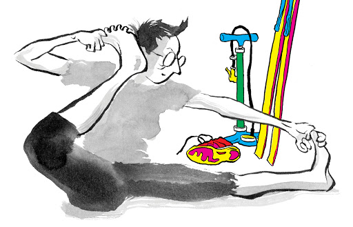 """Alison Bechdel's New Book Offers Some Secrets to """"Superhuman Strength"""""""
