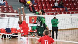 Momentazo para el voleibol español.