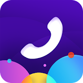 Phone Color Screen - Colorful Call Flash Themes Icon