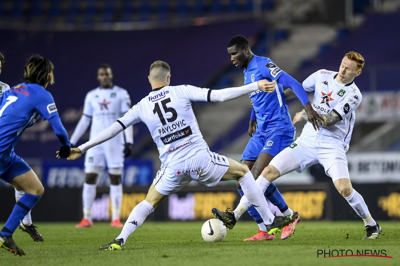 Paul Onuachu déterminé avant Anderlecht :