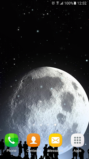 Moonlight Live Wallpaper 4.0 screenshots 2