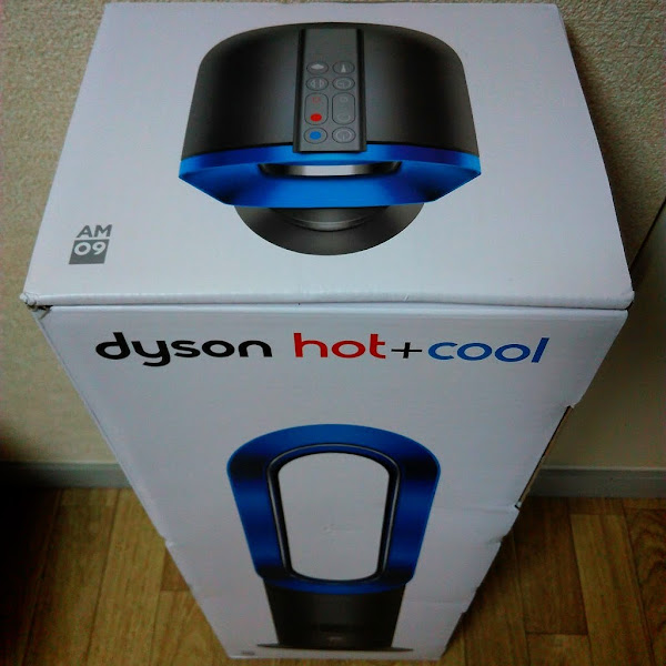 dyson hot+cool AM09