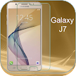 Galaxy J7 Theme Launcher APK
