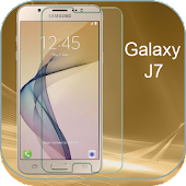 Galaxy J7 Theme Launcher