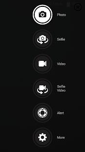 Camera Blue - náhled
