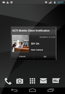 ACTi Mobile Client screenshot