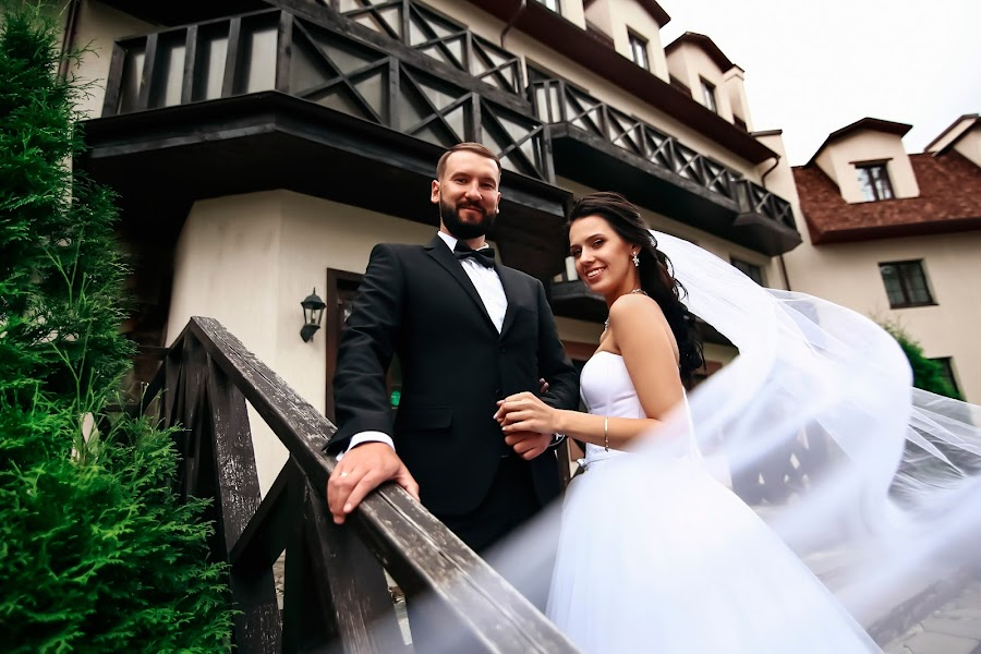 Huwelijksfotograaf Veronika Aleksandrova (Aleksandrova74). Foto van 27.08.2018