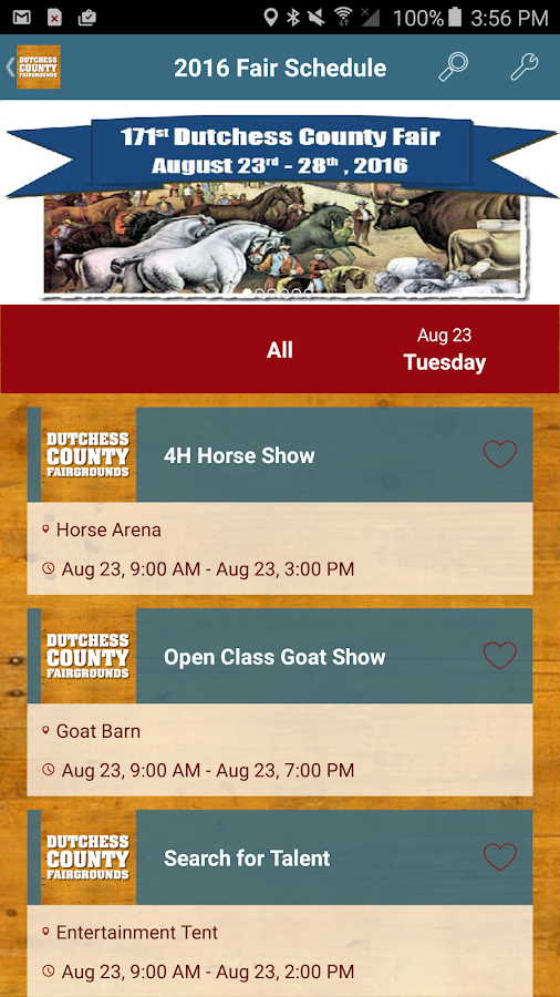 Dutchess County Fair- screenshot