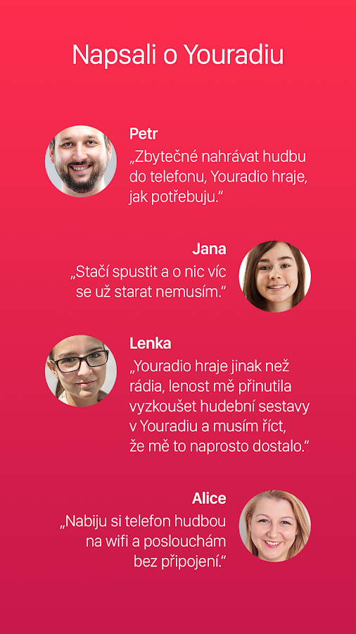Youradio- screenshot