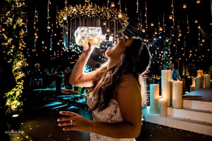 Wedding photographer Alejandro Souza (alejandrosouza). Photo of 14.08.2019